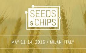 Internationale foodbeurs Seeds & Chips Expo featured 3D foodprinting
